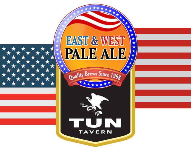 Tun Tavern East and West American Ale