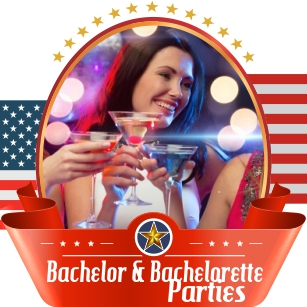 Tun bachelor and bachelorette parties